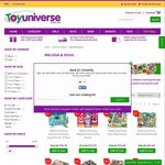 Up to 45% off RRP on Melissa & Doug Toys at Toy Universe (3 Days Only) - Online Layby Available @ Toy Universe