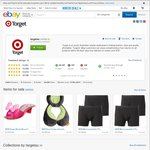 20% off Target on eBay