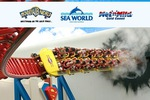 $79.99 Multi Pass to Movie World, Sea World, Wet'N'Wild, Paradise Country Usually $150 (Groupon)