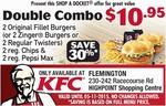 615 National Fast Food Vouchers (Links Inside)