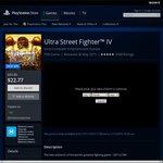 Ultra Street Fighter™ IV $22.77 @ PSN AU