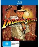 Indiana Jones - Complete Adventures Blu-Ray Boxset $29.98 (Delivery $1.69) @ JB Hi-Fi
