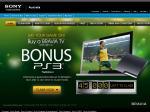Bonus PS3 120GB with Selected Sony Bravia TVs