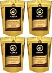 Nicaragua Burundi Colombia & Blend Fresh Roasted Specialty Coffee 4 x 480g $59.95 + FREE Shipping @ Manna Beans