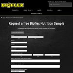 Bioflex Nutrition Free Sample (Choose from 29 Types)