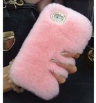 iPhone 6 / 6S Fluffy Rabbit Fur Case USD $16.98 (~AUD $23, Was USD $26.99) Shipped @ ChicLeader