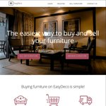 Free $20 Signup Credit and Another $20 Per Referral for Furniture and Home Deco Items at Easydeco.com.au (Sydney)
