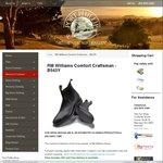 RM Williams Comfort Craftsman $395 Free Shipping @ Port Phillip Shop