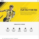 [XB1/PS4/PC?] FIFA 17 Full Game Free Trial (November 24-27)