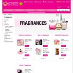 Up to 60% off Fragrance* @Priceline 7th and 8th December (Free Shipping for Orders over $100)
