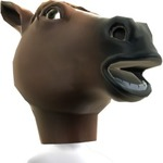 Horse Head Mask for Your Xbox Avatar - Free