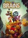 [PC] Steam - Tiny Brains (80% Positive Reviews/Split-Shared Screen Coop Game) - $0.89 US (if VIP, Else $0.99us) - GMG