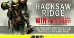 Win a Hacksaw Ridge Prize Pack from JB Hi-Fi