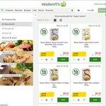 Super Nature Frozen Meals Half-Price $3.15 @ Woolworths