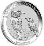 20x Silver 2017 99.9% Pure Kookaburra Perth Mint Coins $569.27, 25x Silver 2017 99.9% Pure Kangaroo $656.33 @ Cotton & Co eBay