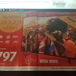 """Bauhn 65""""/165CM Ultra HD 4K TV $797 @ ALDI"""