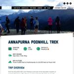 Annapurna Poonhill Trek- 9 Days-36% Discount- $895 @ Mountainkick