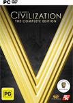 [PC] Civilization V Complete Edition $23 @ EB Games