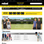 Free Rebel $20 Voucher in Store Only (Via Newsletter Subscription)