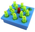 Solitaire Chess Frog Peg Educational Toy Game  US $6.59 (~AU $9.13) Shipped @ LighInTheBox