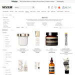 10% off Selected Beauty Including The Ordinary and TONYMOLY (Online Only) Free Click and Collect @ Myer