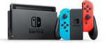 Nintendo Switch Console - Neon $429 @ Big W