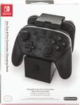 Officially Licensed Nintendo Switch Joy Con and Pro Controller Charging Dock $28 @ EB Games