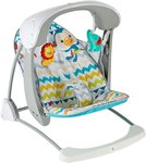 Fisher-Price Colourful Carnival Swing & Seat $28.79 + Delivery or Free Over $49 @ Amazon AU