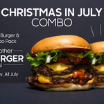 [VIC/NSW/QLD] Buy Any Burger Combo Get a Free Burger @ Burger Project (Tuesdays)