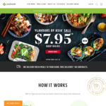 Youfoodz $20 off or 25% off  Your Order (Min $69/$49 Spend)