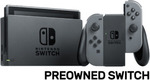 Refurbished Nintendo Switch (Grey) $318.40 + Postage @ EB Games eBay