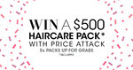 Win 1 of 10 Haircare Packs Worth $200 Each from Price Attack / Brabus PA Franchising