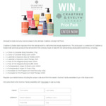Win a Crabtree & Evelyn Gift Pack Worth $306 from Seven Network