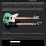 Win an LTD GB-4 Bass Guitar from ESP Guitars