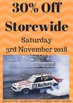 [QLD] 30% off Storewide (Excludes Specials & Gift Cards) @ Auto One Browns Plains