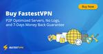 5 Year Fastest VPN Plan for AU $68.94 (AU $1.15 Per Month) @ FastestVPN