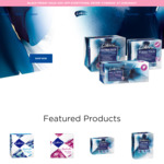 40% off Womens Sanitary Products @ Libra