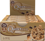 Quest Protein Bars - $24.95 - Oatmeal Chocolate Chip - Box of 12 Free Shipping @ SHN Sydney Health & Nutrition