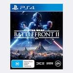 [PS4] Spider-Man $39, [PS4/XB1] Star Wars Battlefront 2 $15 @ Target