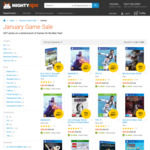 Console Games Sale (E.g. Yoku's Island Express for Nintendo Switch $22) @ Mighty Ape