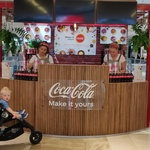 [VIC] Free Coca-Cola Drinks @ Doncaster Shopping Centre