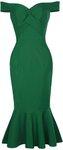 US $7.50- $8.64 (~AU $10.47-AU $12.07) Vintage Retro Dress & US $6.90 (~AU $9.63) Shrug Bolero Shipped @ Belle Poque