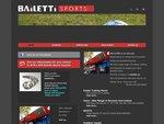 70% off RRP @  Bailetti Sports, SA (Sat/Tue)