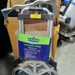 Saxon 100kg Folding Hand Trolley $25 (Was $49) @ Bunnings