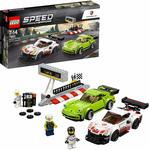 LEGO Speed Champions Porsche 911 Playset $35 + Delivery (Free with Prime/ $49 Spend) @ Amazon AU