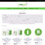 29% off GoGoGate 2 Smart Garage Door Opener Kit / Gate Opener Kit - $149 [Was $215] @ Linelink Online