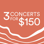 [VIC] Tickets to 3x Melbourne Symphony Orchestra Concerts for $150+BF (Save over $200 off Premium Seats)