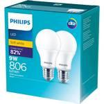 ½ Price Philips 2pk LED Light Bulbs Warm ES $6.50 @ Woolworths