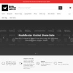 45-50% off Retail - Rushfaster Outlet Store (Further $50 off Orders over $200)