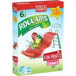 Half-Price Uncle Toby's Roll-Ups $2.00, Oob Organic Frozen Fruit 450g - 500g $4.85 @ Woolworths (Online Only Offers)